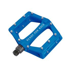 Cube RFR CMPT Flat Pedal blau